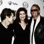 Peter Fonda hedras med tyst minut under Sommarbion