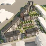 Serneke bygger bostäder på Drottninghög i Helsingborg