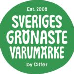 GodEl grönaste varumärket för tionde gången