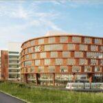Peab bygger kontorsbyggnad i Esbo